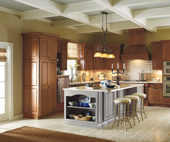 Kitchen Cabinets Nc: Crown Moulding With Weave Insert Moulding